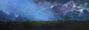 Fall Storm by unicornsquest