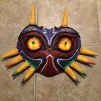 Majora's mask by Armurita