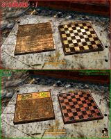 Mystic Chessboard Deluxe    07 by hectrol