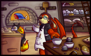 Lao Cooking by two-cue