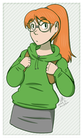 Infinity Train - Tulip by annalrk