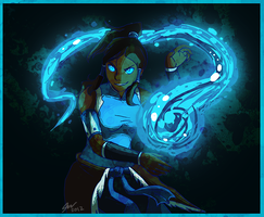 Legend Of Korra by Faezza