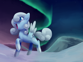 commission xarazura snow cloud by cartoonboyplz