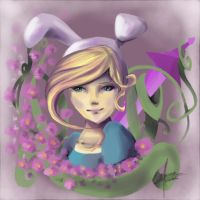 Fionna by TheLittleGriffin