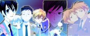 Ouran High School Host Club Signature by L-luvs-cake