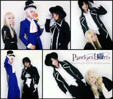 Cosplay : Pandora Hearts 2008 by Zeasonal