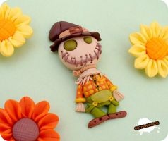 FIMO - Scarecrow Special by buzhandmade