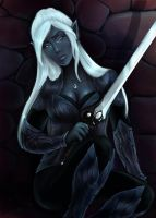Commission- Anastriana by Lilith-the-5th