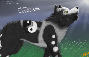 .:River:. Commish for shademist030 by Jetago