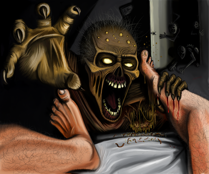 Gross Encounters of the Dead Kind by ET-Foster