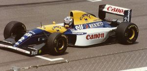 Alain Prost (Spain 1993) by F1-history