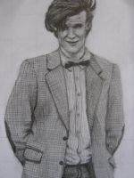 The 11th Doctor by Miss-Lizzie-Jane