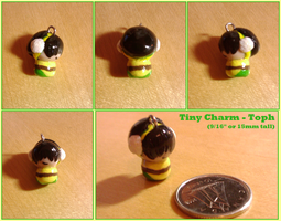 Tiny Charms - Toph by Midbot