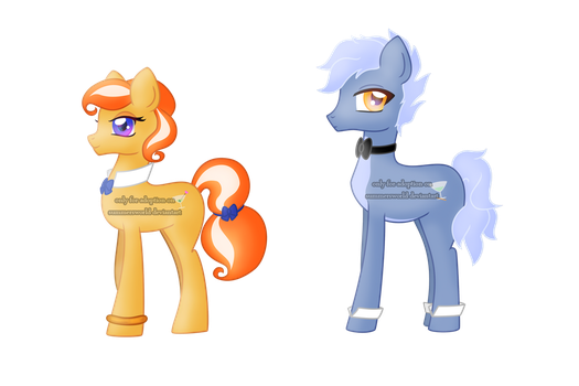 MLP Adoptables 02 by SummersWorld