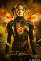 The Mockingjay by silviya
