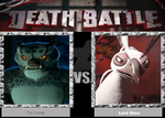 Death Battle: Tai Lung vs Lord Shen by SuperMarioFan65