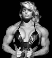 Jessica Simpson muscled by Turbo99