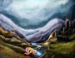 A Little Time - MLP by Scarlett-scribble