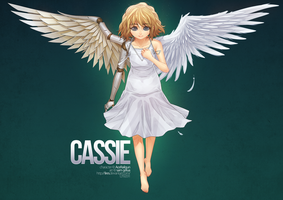 Commission: Cassie by lires