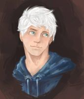 Jack Frost ''Rise of the Guardians'' by SAM---tan