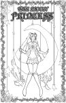 Sailor Moon Line-art by teamzoth