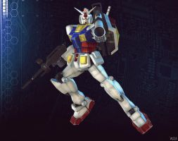 RX-78-2 by Goreface13