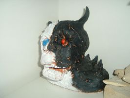 some old sculpture by Kayaba-Wolf