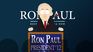 South Park Ron Paul 2 by AnonPaul