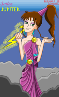 Jupiter, Queen of the Gods by Captain-Chaotica