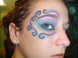 Eye Makeup by Howmanygoats