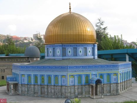Dome Of Rock - Kubbet us Sahra by ahmethakan