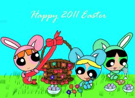 Happy Easter by AfricanPrincess981