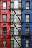 Red, white and blue by LucieG-Stock