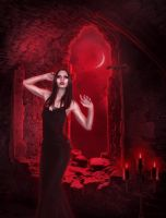 Dracula Countess by IvannaDark