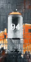 Just spray paint Vol 3 by Burgi687