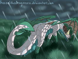 Farewell - READ ARTST COMMENTS by Hazelthedragoness