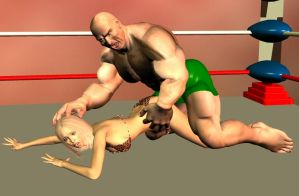 mixed wrestling 6 by cattle6