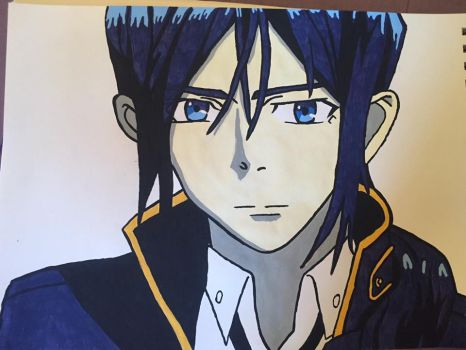 Day 7- Kuroh, attempt #2 by Coley-sXe