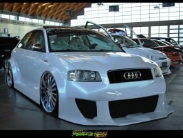 audi a3 extreme by Germanow17