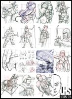 20070511 Sketches by lhs