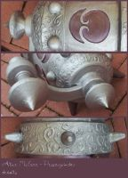 ALICE: MADNESS RETURNS - Peppergrinder details by AridelaAriadne