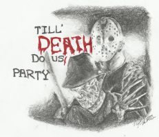 Till' Death Do us Party by shadowed-vengeance