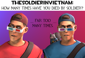Ask CnD No. 76: Death By Soldier by ZeFlyingMuppet