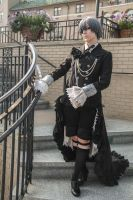 Ciel Phantomhive- Distrust by SunshineAlways