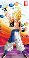 Ultimate Gogeta by SnaKou