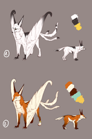 Arroy Adoptables - AUCTION [closed] by Singarl