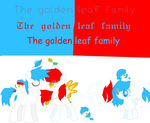 The Golden Leaf Family by liny12345