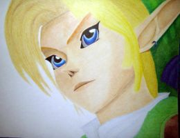 Link by zeldalilly