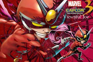 Viewtiful Joe Wallpaper by LordDarknessZero