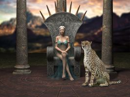 Throned by x-bossie-boots-x